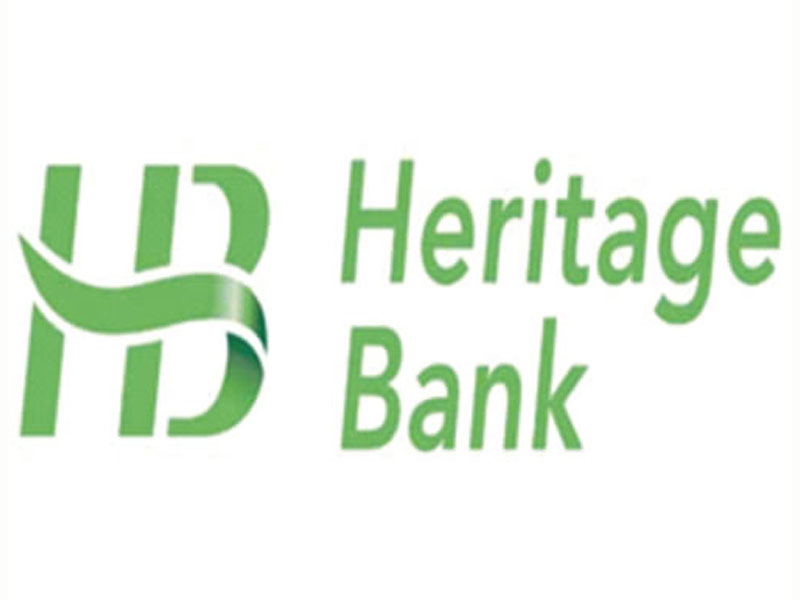 heritage bank mobile ussd code
