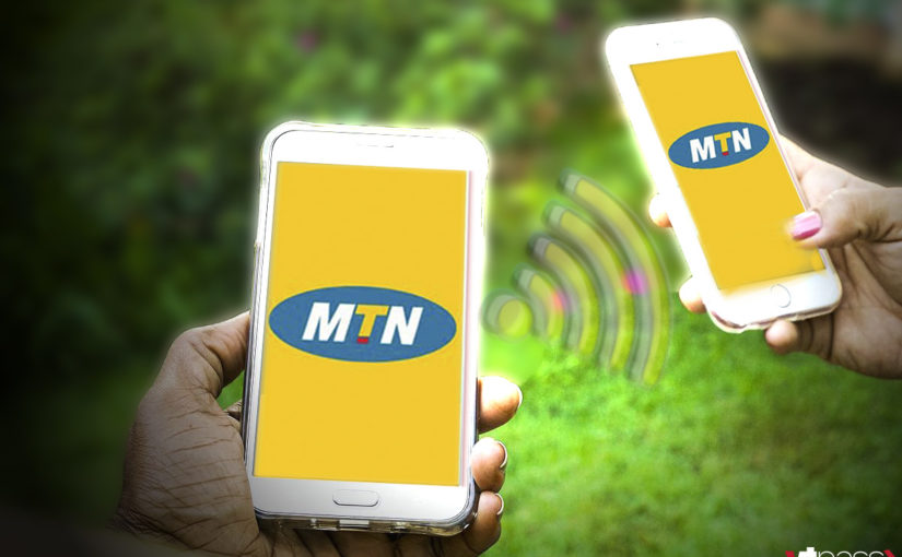 How To Transfer Airtime Credit On MTN (Share 'N' Sell)