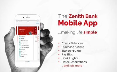 How to check Zenith Bank Statement Of Account and EazyBanking ussd code