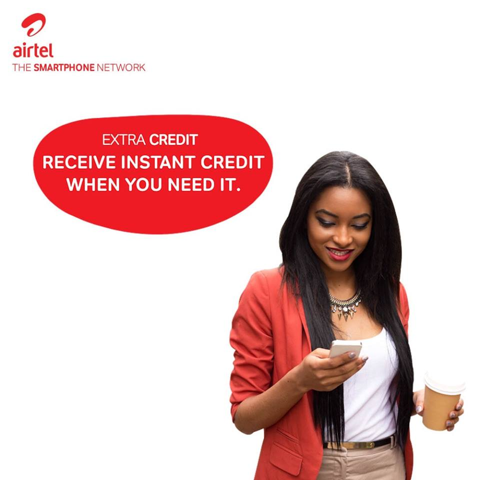 Borrow Data On Airtel Nigeria
