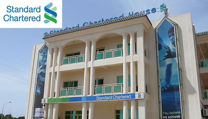 Standard Chartered Bank transfer code: how to transfer money, buy airtime and register
