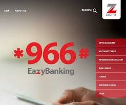 Zenith Bank USSD code: How to create or reset PIN,Transfer money, Block ATM card,buy recharge card,Update BVN and Cardless Withdrawer