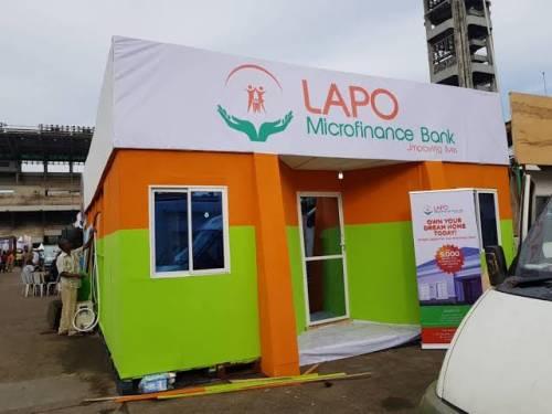 LAPO Microfinance bank loan