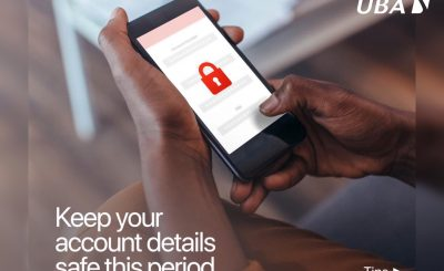 UBA USSD code:How to block Account/ATM card and freeze Online Transaction