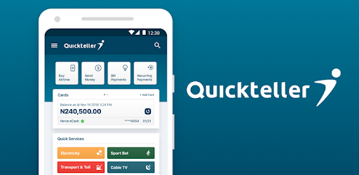 How to use quickteller to transfer money, Buy airtime and pay bills