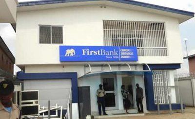firstbank ussd code