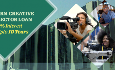 CBN Creative Industry Financing Initiative Loan