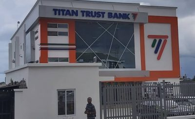 Titan Trust Bank loan