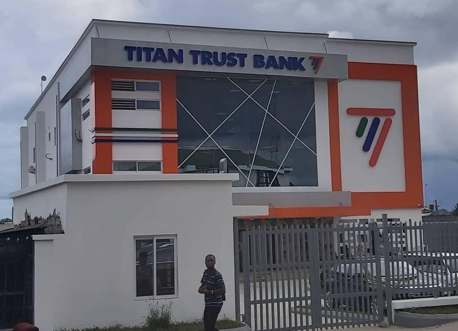 Titan Trust Bank loan