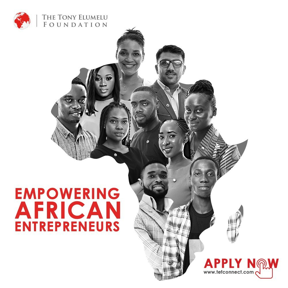 Tony Elumelu Foundation Entrepreneurship Programme