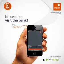 gtbank online and mobile banking