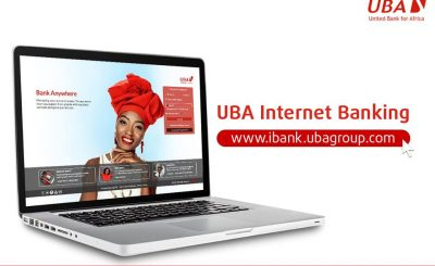 uba internet banking picture