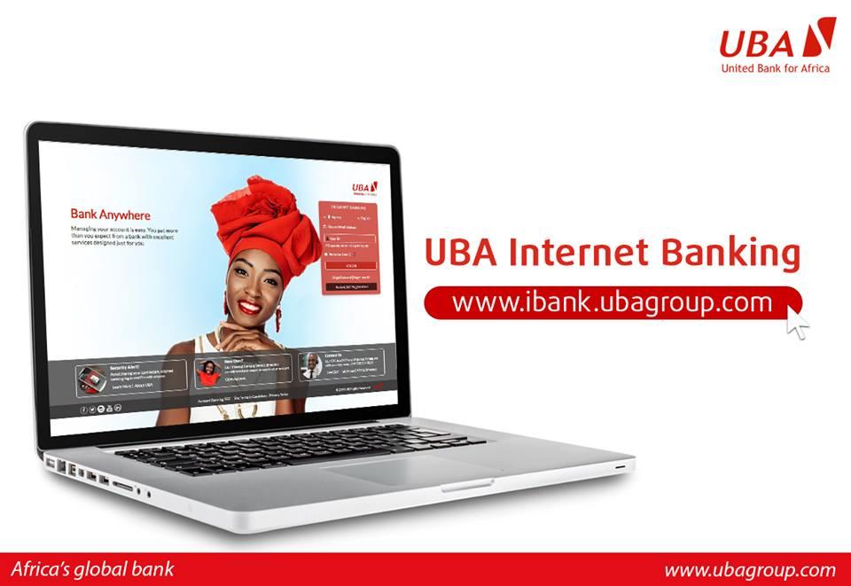 uba internet banking picture