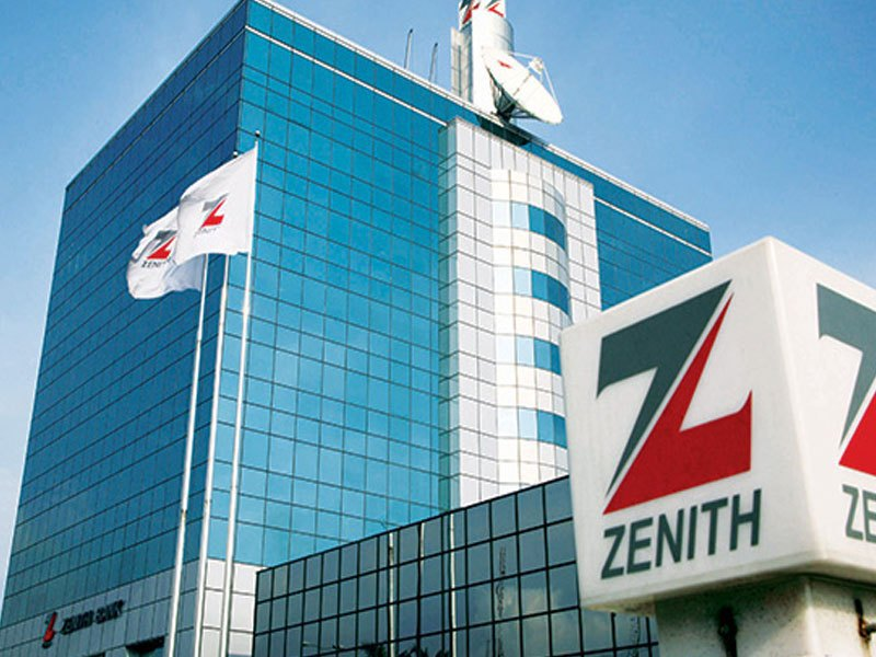 zenith bank picture