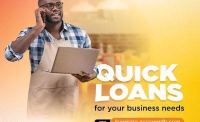 Accion microfinance bank loan