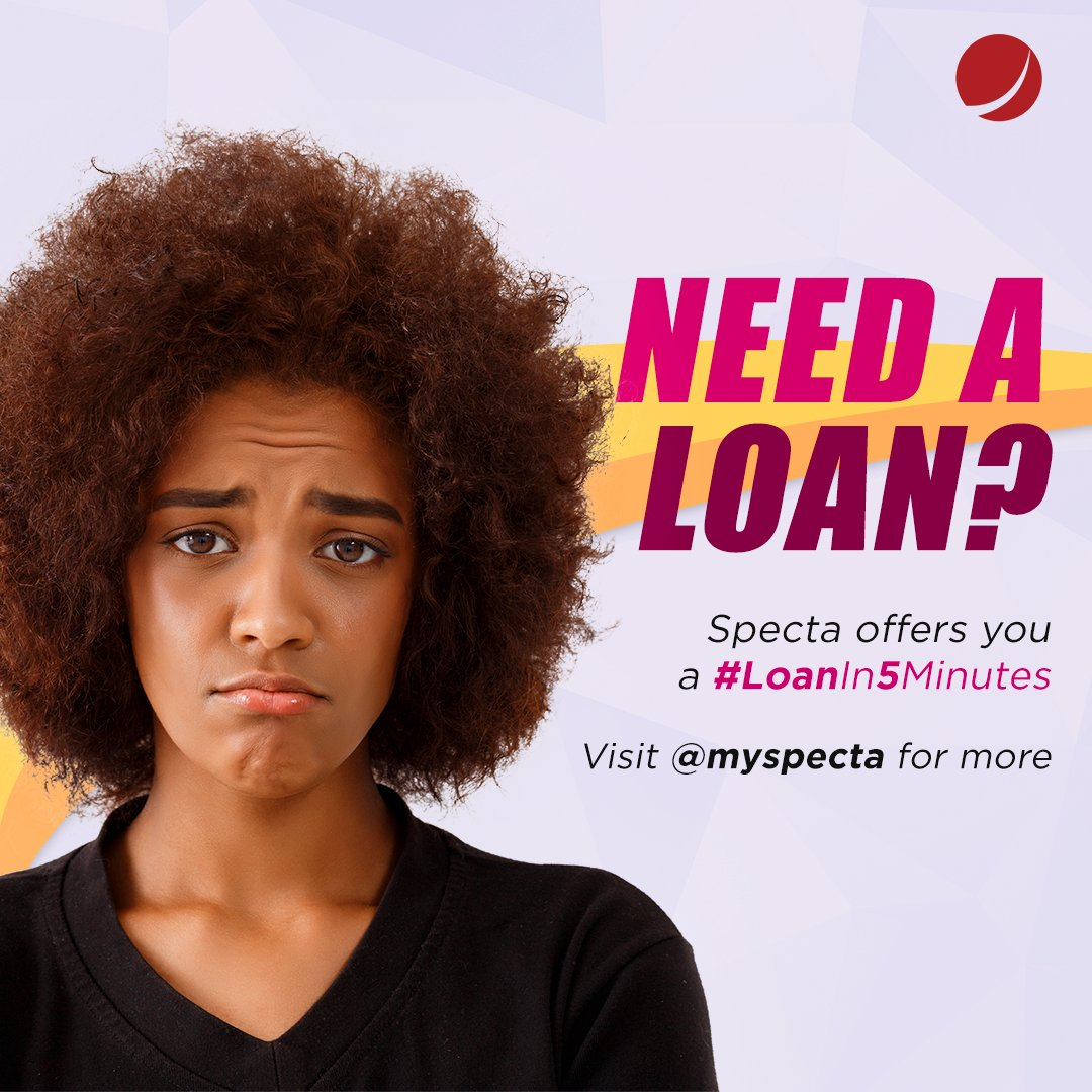 sterling bank Specta loan