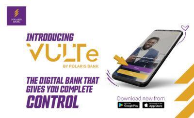 polaris bank vulte mobile app