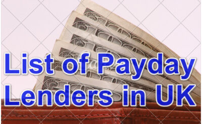 Payday and Short Term Loans provider in United Kingdom