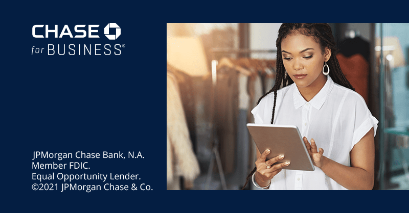 Types of Chase bank Small Business Financing Loan for Entrepreneur
