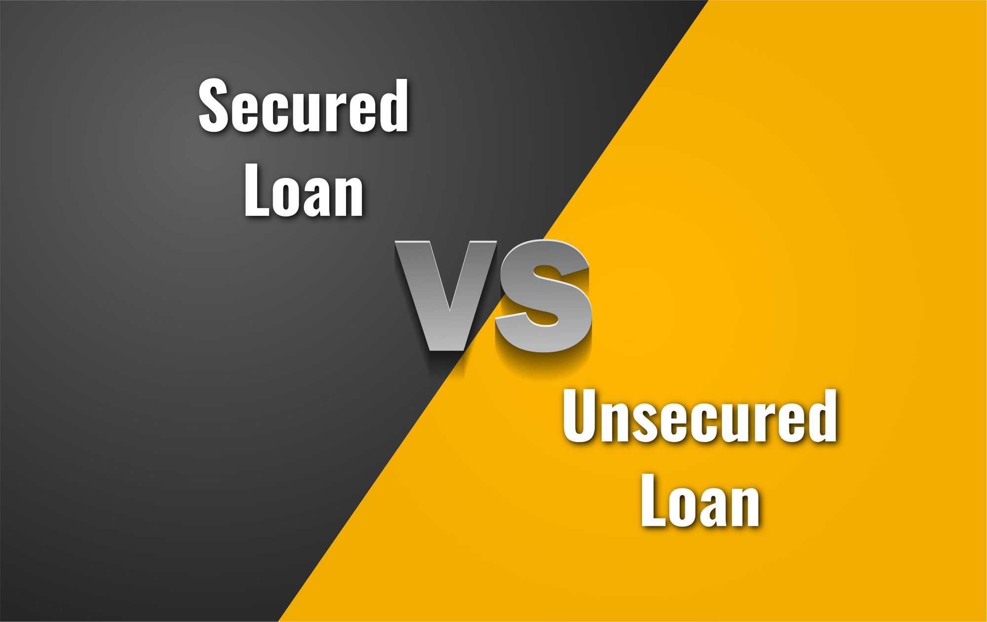 Unsecured and Secure Loans