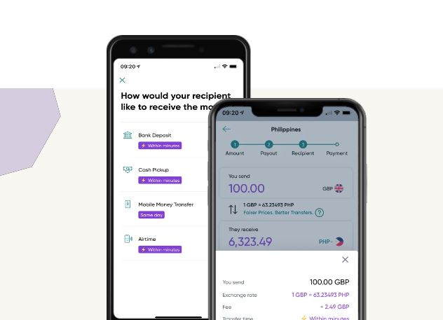 WorldRemit: How to transfer money and receive