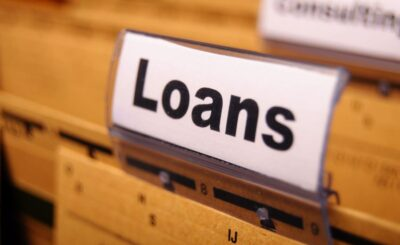 between a Mortgage and a Personal loan