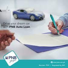 Philippine National Bank Auto loan